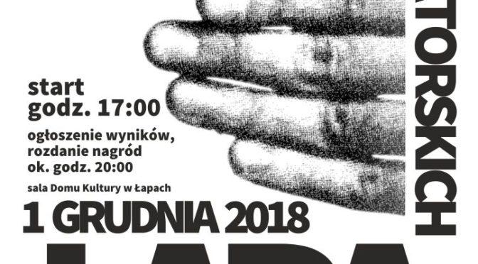 15. Przegląd Filmów Amatorskich Łapa 2018